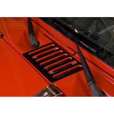 Lüftungsgitter schwarz Jeep Wrangler JK 07- Rugged Ridge 11206.05