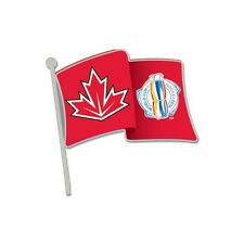 TEAM CANADA 2016 WORLD CUP OF HOCKEY COLLECTOR PIN NEW FREE SHIPPING WINCRAFT