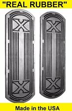 Excelsior Super X Motorcycle 1925-31 Rubber Footboard Mat Set - Antique Repro
