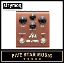 STRYMON LEX ROTARY EMULATOR GUITAR EFFECTS PEDAL STR-LEX - NEW IN BOX