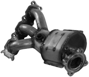 Exhaust Manifold with Integrated Catalytic Converter Right fits 07-10 XC90 3.2L