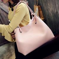 Women's Purses and Handbags Crossbody Bag 2pcs Large Capacity Tote Shan