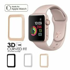 Apple Watch Series 123456 Tempered Glass Screen Protector 3D Full 38 42 40 44mm