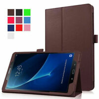 For Samsung Galaxy Tab E 9.6 SM-T560NU T567 T560 T561 Leather Folding Case Cover
