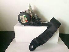 07 -10 Mini Cooper Base R56 Hardtop Rear Left or Right Side Black Seat Belt OEM