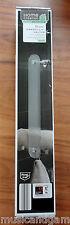 Glas Handtuchhalter aus Glas und Edelstahl Wandmontage Höhe 60cm A-Ware NEU+OVP1