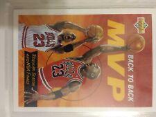 Michael Jordan 1992/93 Upper Deck Basketball Back to Back MVP #67 NrMt