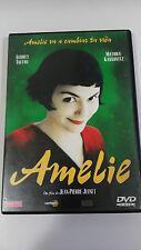 AMELIE EDICION ESPECIAL DOBLE 2 DVD AUDREY TAUTOU JEUNET UNICA EBAY DESCATALOGAD