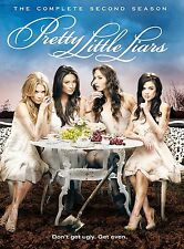 Pretty Little Liars Complete Series 2 DVD All Episode Second Season UK NEW R2
