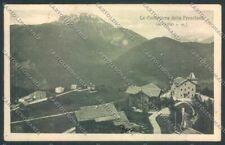 Bergamo Colere Cantoniera Della Presolana cartolina LQ4127