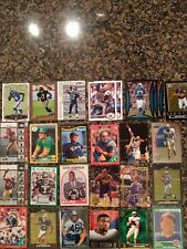 Huge Rookie RC Lot of 90 Cards MINT RODGERS LYNCH PETERSON JOHNSON AIKMAN HOWARD