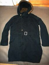 ALPHA INDUSTRIES COAT COLD WEATHER KYDD  MEN  JACKET SIZE S/M