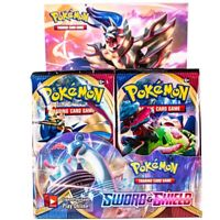 Pokemon TCG Sword & Shield 36 Pack Booster Box Collecting