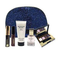 Estee Lauder MODERN MUSE Perfume Body Lotion Eyeshadow Quad Mascara Lip Gloss