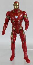 "Marvel Legends Avengers Infinity War Iron Man 6"" Figure Thanos BAF Series AS IS"