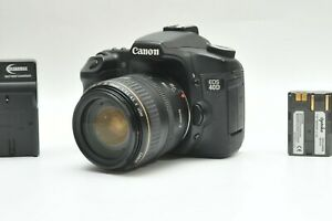 Canon EOS 40D Digital SLR Camera With EF 28-105mm f/3.5-4.5 II USM Lens