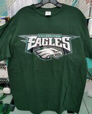 PHILADELPHIA EAGLES / CARSON WENTZ #11 2-Sided Green T-Shirts S-2XL *FREE SHIP*