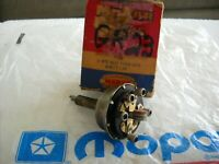 NOS MOPAR 1953 DESOTO-CHRYSLER 2 SPEED WIPER SWITCH 1498690