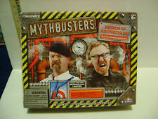 MYTHBUSTERS POWER OF AIRPRESSURE SCIENCE KIT by DISCOVERY CHANNEL
