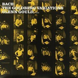 Glenn Gould - Bach: Goldberg Variations [New Vinyl LP] Ltd Ed, 180 Gram