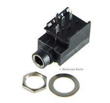 """PC Mount 1/4"""" Jack for Fender® Amps 1988-1999 4 Pin Mono"""