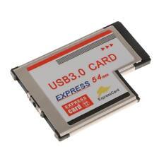 Carte d'expension 54mm NEC Chip Module Express à USB 3.0