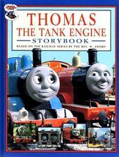 Thomas the Tank Engine Story Book By W. Awdry, David Mitton, Terry Permane