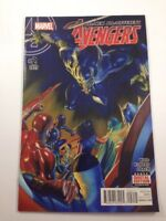 All New All Different Avengers #2 Marvel Comics 2016 VF Alex Ross Cover Iron Man