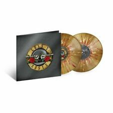 Greatest Hits: Gold, White + Red Splatter Vinyl Guns N' Roses preorder very ltd