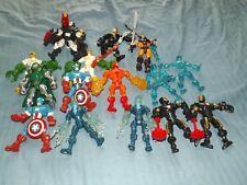 Marvel Super Hero Star Wars Mashers Figures Multi Listing Transformers