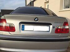 SPOILER BECQUET DE COFFRE M BMW SÉRIE 3 E46 BERLINE PRÊT A PEINDRE 316 318i 320i