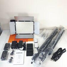 SAMTIAN TL-600S Kit Photography Studio LED Video Light