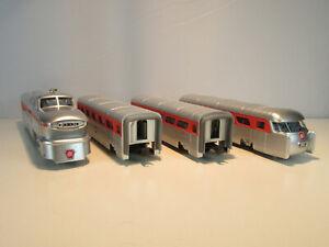 MTH Rail King 30-2210-1 O Scale Pennsylvania Railroad Aerotrain Set Protosound 2