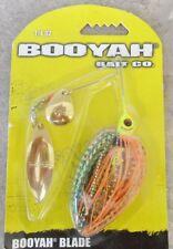Booyah Blade Spinnerbait, 1/4oz - Perch, Bass Cod Perch Lure