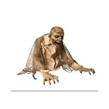Realistic Zombie Fogger Animated Halloween Lawn Yard Scary Outdoor Decoration