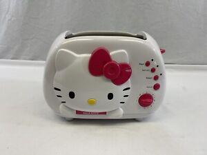 hello kitty 2-slice wide slot toaster KT5211