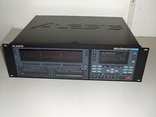 Alesis HD24XR Recorder Two Caddys with 250 GB Hard Drives Excellent Condition