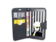 Book-Style Case Pouch Black Alcatel POP 4 Plus (5056D) @ COFI