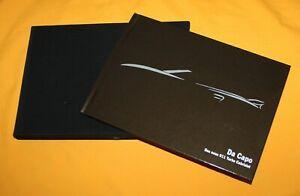 Porsche 911 Turbo Cabriolet 2007 Prospekt Brochure Folder Catalog Prospetto 997
