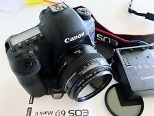 Canon 6D Mark II w/ Canon 50mm f 1.4 lens + UV + ND Filters