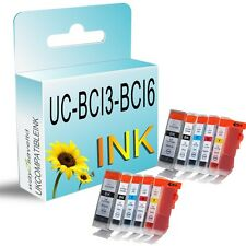 10 ink Cartridge for CANON PIXMA IP4000 IP4000R IP5000 MP760 MP750 MP780 I860