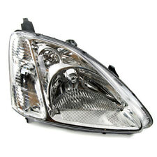 Marelli Headlamp Headlight Right O/S Driver Side Honda Civic MK6 2001-2005