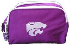 Kansas State Wildcats Bath / Toiletry Bag 9 L x 7 H x 4 W