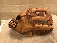 "Mizuno Vintage Pro 11.25"" Baseball Softball Infielders Glove Right Hand Throw"