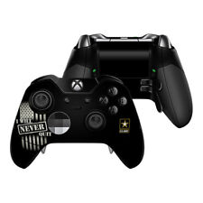 Xbox One Elite Controller Skin Kit - Never Quit by US Army - DecalGirl Decal