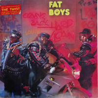 Fat Boys Coming back hard again! cassette tape album 1988 rap hip hop beat box