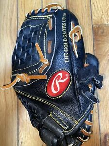Rawlings Baseball Mitt Glove Youth JD105B 10.5 inch  Right Hand Throw