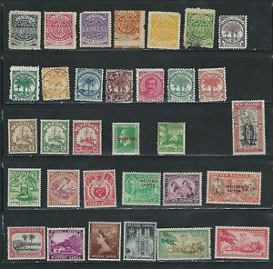 Samoa (Western Samoa) Lot, 1877 to 1953