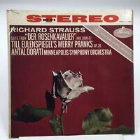 MERCURY LIVING PRESENCE SR 90099 FR6/2  STRAUSS Der Rosenkavalier ANTAL DORATI