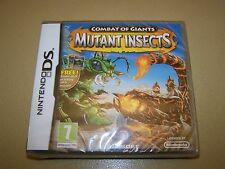 Combat of Giants Mutant Insects DS **New & Sealed**